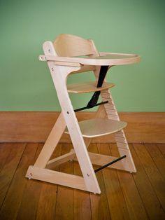 Mocka Original Wooden Highchair