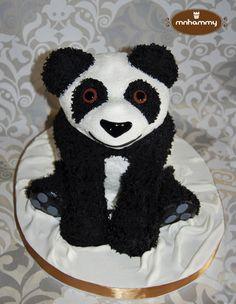 kramig - Panda Soft Toy Cake by mnhammy