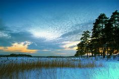 On the ice,  Kuopio Finland !!! Flickr share photography.....