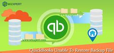 In this blog, we will discuss about how to resolve all different types of errors which might be occur in QuickBooks. A backup is all data that you need to recreate your company file. It saves us in the case of accidental data loss. We recommend that you must take backup of your company file at regular interval of time. For more detail please visit the website: https://www.wizxpert.com/quickbooks-unable-to-restore-backup-file/