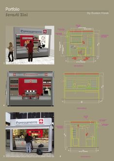 Illy kiosk