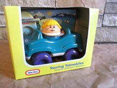 Little Tikes Touring Totmobile Toddler toy Beach Buggy Surfer New Old Stock USA   Toys & Hobbies, Preschool Toys & Pretend Play, Little Tikes   eBay!