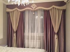 Curtain color ideas for the living room, kitchen and bedroom. Bold and bright colorful modern curtains. Different pattern ideas. Elegant Curtains, Beautiful Curtains, Modern Curtains, Colorful Curtains, Swag Curtains, Home Curtains, Victorian Curtains, Painted Curtains, Drapery Designs