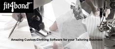 Make Your Online Tailoring Store with Virtual 3d Fitting Room from Fit4bond