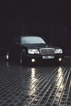 Over engineered? Maybe. But the car that simply won't die - Mercedes W124