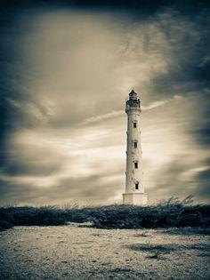 California Lighthouse - Aruba by Edward Ewert on Palm Beach Aruba, California Lighthouse, Willis Tower, Adventure Travel, Around The Worlds, Fire Heart, Lighthouses, Tattoo Ideas, Safety
