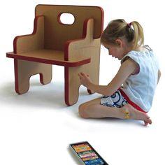 Päbbo - Spielmöbel von Jörg Ammer | afilii - Design for kids