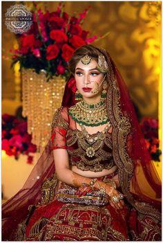 Bangladeshi bride Aniqa alam