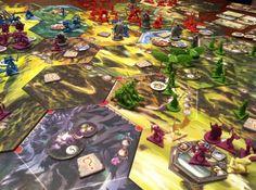 Runewars + Banners of War