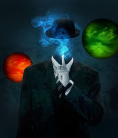 Create a Surreal Smoking Photo Manipulation | PSDFan