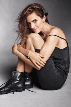 Эллисон Уильямс — Фотосессия для «Harper's Bazaar» 2015