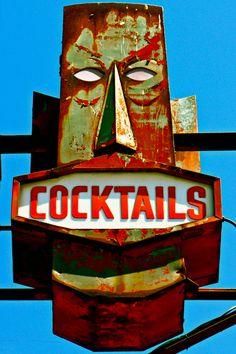 Moai Cocktails