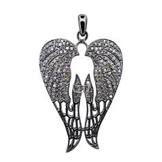 65 Best Angel Wing Necklace Images In 2018 Angel Wing