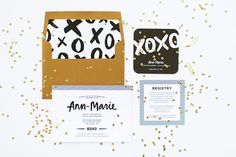FEATURED | ANN-MARIE'S BRIDAL SHOWER INVITATIONS. | JayAdores