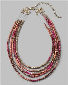 Arrosa Illusion Necklace