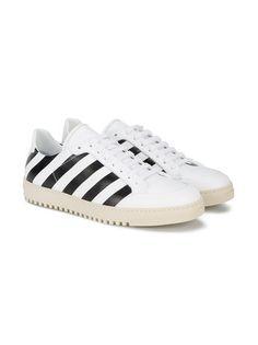 Off-White Sneakers mit diagonalen Streifen