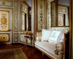 Room from the Hôtel de Crillon by ggnyc, via Flickr