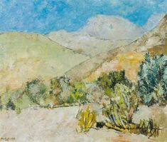 View An extensive landscape with mountains by Paul du Toit on artnet. Browse upcoming and past auction lots by Paul du Toit.