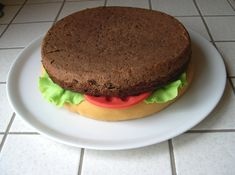 torta hamburger