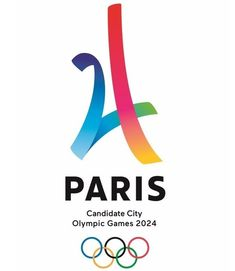On the Creative Market Blog - Paris, L.A. and Rome Unveil Official Logos For The 2024 Olympic Games