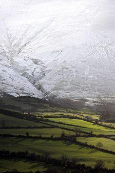 The Galtees - Ireland's tallest inland mountains