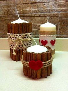 Candles - Fralove creations