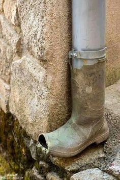 Broken drain pipe? No problem! !
