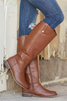 Along The Way Boots- Tan from Closet Candy Boutique USE CODE REPSAM FOR 10% OFF #fashion #shop