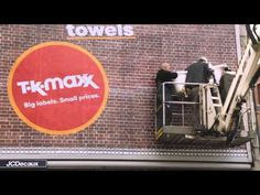 As part of our Ridiculous Possibilities campaign, we brought the ridiculous to life through an out of home special build on Kevin Street. Tk Maxx, Content, Youtube, Youtubers, Youtube Movies