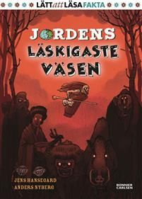 Jordens läskigaste väsen av Jens Hansegård Reading, Books, Movie Posters, Movies, Livros, 2016 Movies, Film Poster, Films, Word Reading