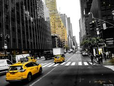 All Pictures, Color Splash, Times Square, Colour, York, Yellow, Photography, Travel, Instagram
