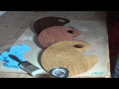 How to make a Paint Pallete