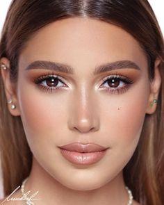 Makeup Trends, Makeup Inspo, Makeup Inspiration, Makeup Ideas, Nude Makeup, Day Makeup, Skin Makeup, Summer Makeup, Simple Makeup