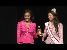 National American Miss Personal Introduction example
