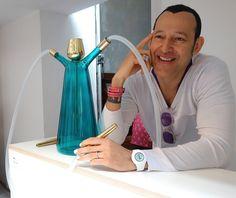 Karim Rashid, Hookah - Modern Shisha