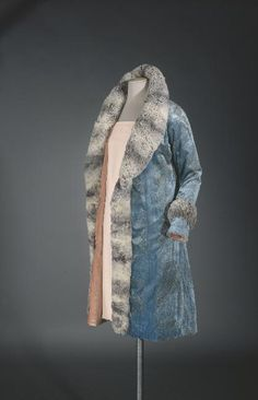 Coat 1925 Musée Galliera de la Mode de la Ville de Paris