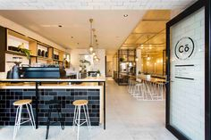 From its humble beginnings as the 1800s ironmongery store formally known as Hutchinson's, the site was transformed into a modern restaurant, cafe. Consciou...