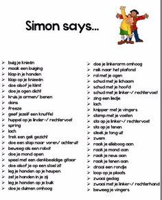 Preschool Curriculum, Kindergarten Activities, Activities For Kids, Homeschooling, Kid Cudi, Learn Dutch, First Day Of School Activities, Movement Activities, Becoming A Teacher