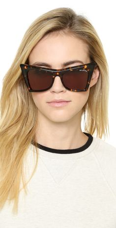 Wildfox Ivy Sunglasses | SHOPBOP