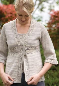 Just ordered the yarn and pattern for this - can't wait for it to arrive so I can cast on!