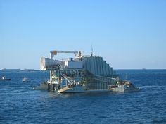 """9.4.13 - Australia: Construction Starts on Oceanlinx's Wave Energy Project - The """"20-square metre offshore concrete unit, which will have the ability to supply electricity to 1,000 Port MacDonnell households"""""""