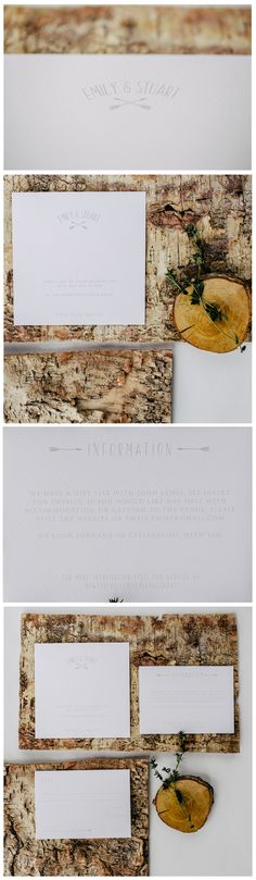 Festival style wedding invitation by Lilac&White. Boho modern wedding invitations. Bohemian wedding invite.