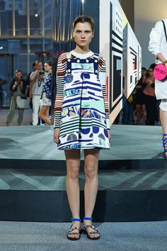 Kenzo | Resort 2015 Collection | Style.com