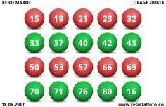 Keno Maroc du Dimanche 18 Juin 2017 - Resultat du Tirage 208614 - http://www.resultatloto.co/keno-maroc-du-dimanche-18-juin-2017-resultat-du-tirage-208614/