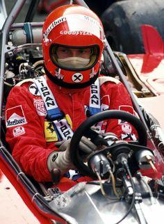 Niki Lauda, Ferrari - Monza, 1975.