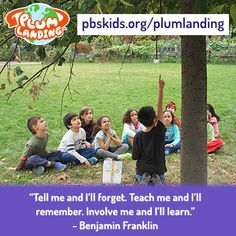 Happy Teacher Appreciation Week! 'Repin' if you or your child have a teacher that you are thankful for. Check out our all-new PLUM LANDING Educator section that provides educators with 1hr, 5x1hr and 5x3hr lessons for 6-to-9 year old students: http://pbskids.org/plumlanding/educators/index.html #TeachersMatter #TeacherAppreciation #educators #PBSKIDS @PBS Teachers @PBS LearningMedia @PBS Nature @PBS #TeacherAppreciationWeek