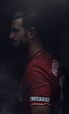 ♠ Jordan Henderson #LFC #Captain