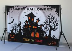 Purchase Happy Halloween Photography Backdrops Black Castle Photo Background Pumpkin Photo Booth from Felix Honey on OpenSky. Share and compare all Electronics. Halloween Photography Backdrop, Halloween Backdrop, Background For Photography, Photography Backdrops, Digital Photography, Product Photography, Halloween Backgrounds, Photo Backgrounds, Pumpkin Photos