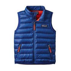 9bffb3b3 Patagonia Baby Down Sweater Vest