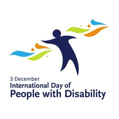 Logo – International Day of People with a Disability